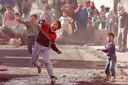 """الذكرى الـ 33 لـ """"انتفاضة الحجارة"""" /ثورة حتى النصر"""