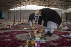 کمک مومنانه مهاجرین افغانستانی اهل سنت