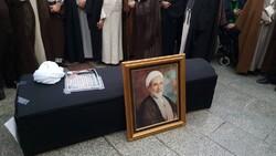 مرحوم آیت الله یزدی نقش موثری در شکل گیری نظام جمهوری اسلامی داشت