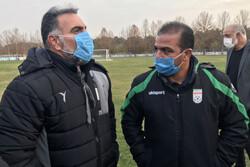 محمودفکری: تیم فوتبال جوانان ایران توانایی موفقیت در آسیا را دارد