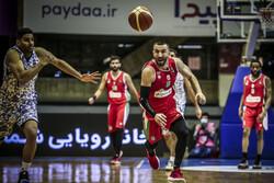 تیم بسکتبال مهرام بازهم برد/ پیروزی شیمیدر مقابل تیم ته جدولی