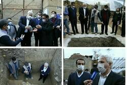 ساخت موزه برای اشیای تاریخی کشف شده در بافت قدیمی گرگان