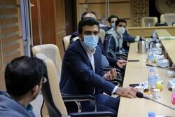 دیدار مدیرعامل خبرگزاری مهر با فعالان فرهنگی و رسانه ای کردستان