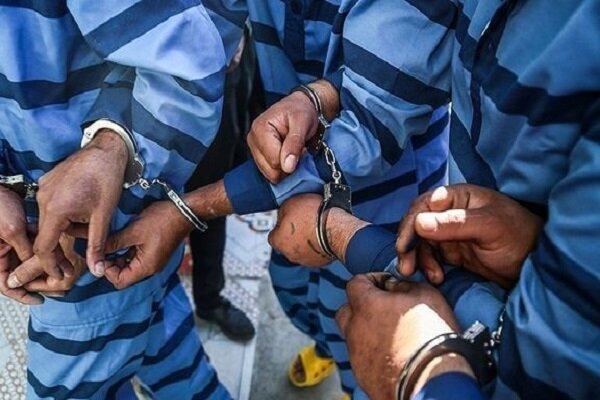 انهدام باند سارقان طلاجات منزل در بوشهر/ ۲۱ فقره سرقت کشف شد