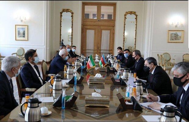 ايران تؤكد ضرورة الحل السياسي الدائم لازمة قرة باغ