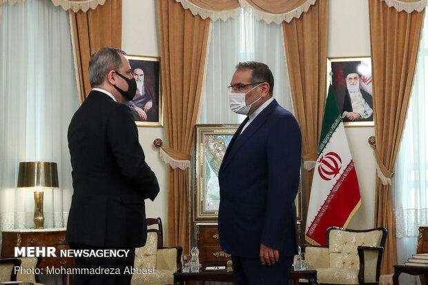 Azeri FM meets Shamkhani