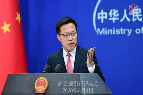 China reiterates call for lifting Iran sanctions