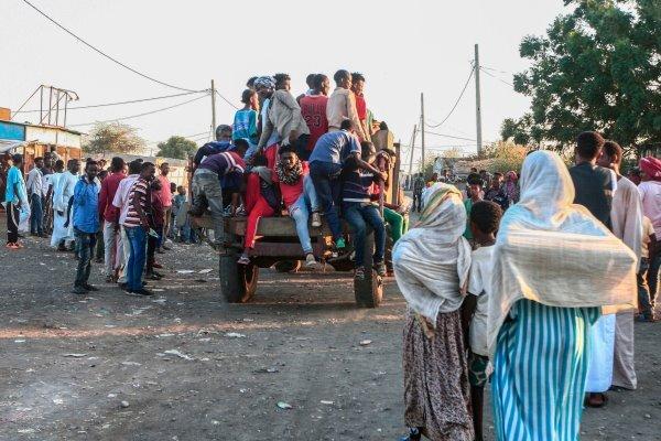 BM: Etiyopya'nın kuzeyindeki insani durum aşırı derece korkutucu