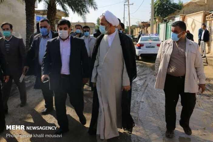 از صبوری مردم خوزستان احساس شرمندگی کردم/مدیرعامل اروند دربازداشت