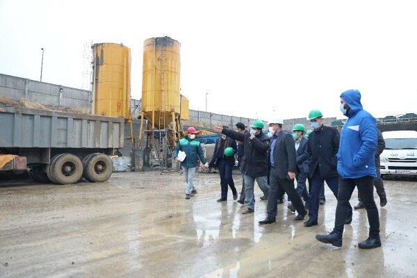 بازدید بازرسان وزارت کشور و شهرداریها از لایروبی کانال های تهران