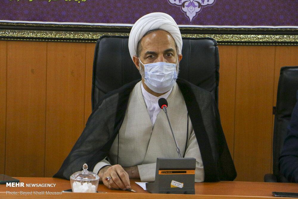 گزارش رئیس سازمان بازرسی از علل آبگرفتگی در استان خوزستان