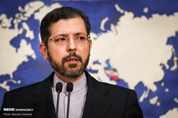 Iran proud to stand by Afghan people, government: Spox