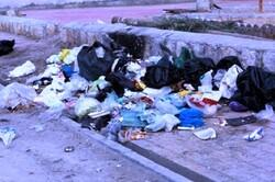 اهالی سر قنات نسبت به محل تخلیه زباله در ایذه  اعتراض کردند