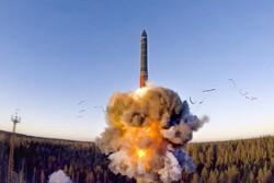 روسیه رزمایش نیروهای اتمی استراتژیک برگزار کرد