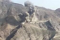 شهادت یک غیر نظامی یمنی در حملات سعودیها به صعده
