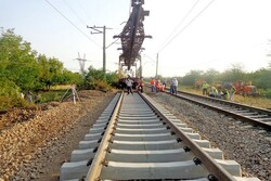 Length of Iran railway network exceeds 14,000km: Deputy min.