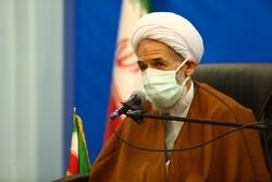 نشست گروه های تبلیغی و جهادی مازندران با آیت الله لائینی