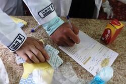 ویزیت بیماران محروم توسط گروه های جهادی در مشهد