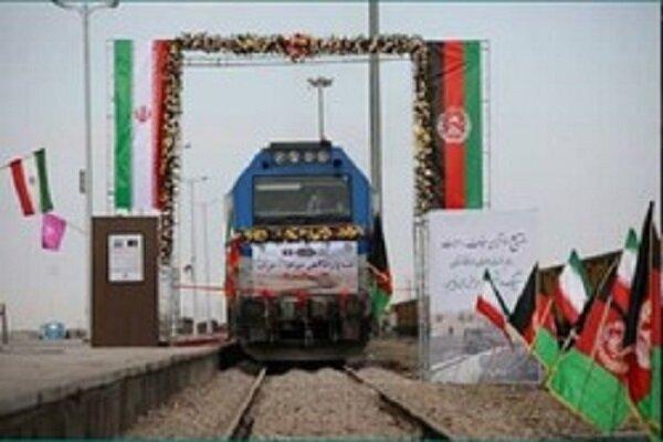 VIDEO:1st cargo shipped to Afghanistan via Khaf-Herat Railway