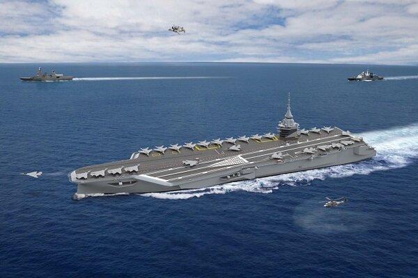 فرانسه ناو هواپیمابر هستهای میسازد
