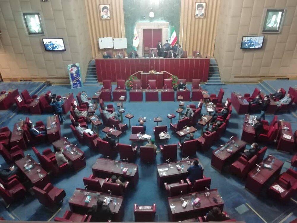 آیین انتخابات هیت رئیسه شورای عالی استان ها آغاز شد
