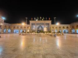 """Tahran'da """"Nüdbe Duası"""" okundu"""