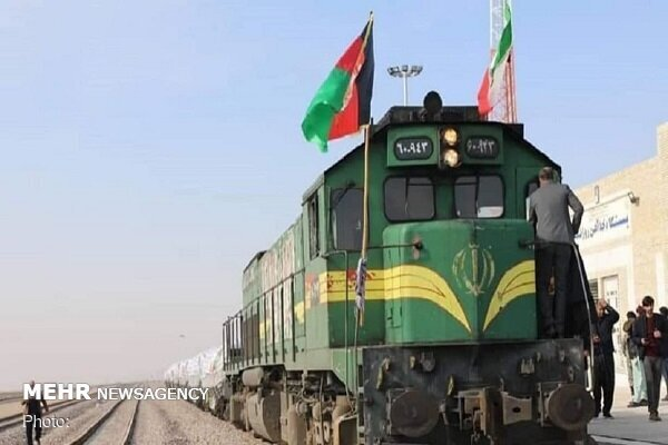 ایران اورافغانستان کے درمیان ریل رابطہ قانونی ہوگیا