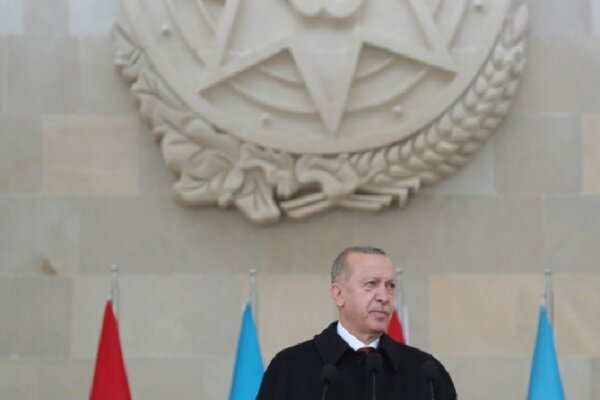 Official recommends Erdogan to read Iran history 'accurately'