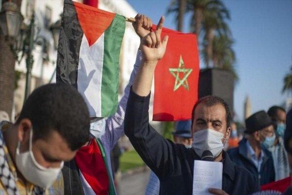 Faslı aktivistlerden, İsrail'le normalleşme kararına tepki