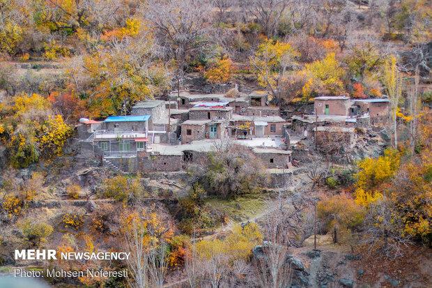Dezg village in South Khorasan