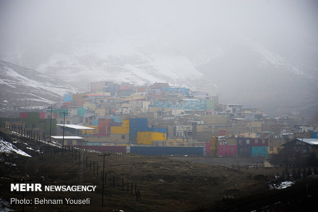 آلودگی هوا درد بی درمان این روزهای اراک