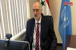 Syria calls for closing chemical file completely: Al-Jaafari