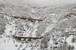 ریل گردی؛ پاییز زمستانی در «ورسک»