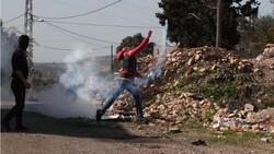 تظاهرات فلسطینیها در شمال کرانه باختری ضد شهرکسازی صهیونیستها