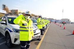 آغاز طرح زمستانی پلیس راه در جادههای خراسان رضوی