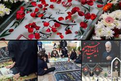 پرچم انتقام در دستان لشکر سلیمانی/ کرمان برای مراسم سالگرد حاج قاسم بسیج شد