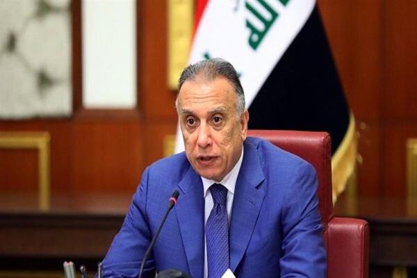 بایدن و نخست وزیر عراق گفتگو کردند