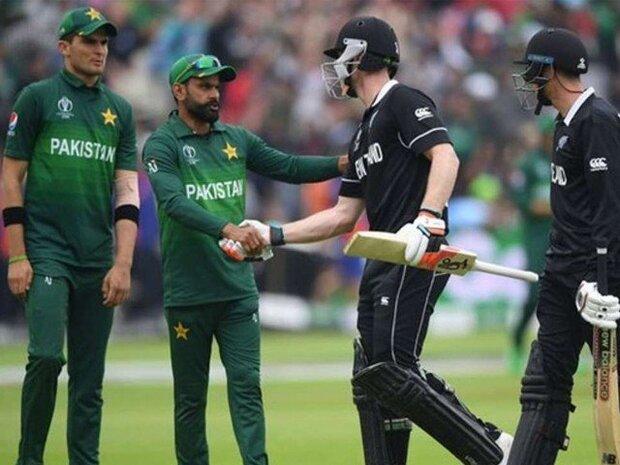 نیوزی لینڈ کے خلاف پاکستان کی 15 رکنی قومی کرکٹ ٹیم کا اعلان