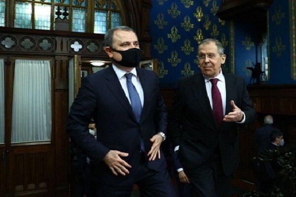 Lavrov, Azeri ve Ermeni mevkidaşı ile görüşecek