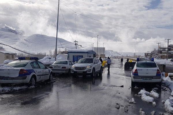 تردد پرحجم راه های مازندران در سایه ممنوعیت سفر