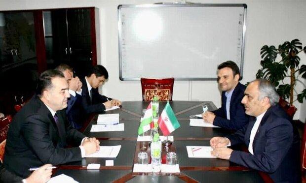 Iran, Tajikistan discuss implementation of joint decisions