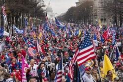 طرفداران ترامپ مراسم «تحلیف مجازی» برگزار میکنند