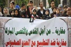 مغرب به رژیم صهیونیستی برای ارتکاب جنایات بیشتر چراغ سبز داد