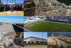 تکمیل پروژه های ملی گیلان همچنان در ایستگاه وعده/ همت مسئولانم آرزوست