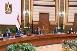دیدار هیأت عراقی با «السیسی»/ فعالسازی توافق «بازسازی عراق در برابر نفت»