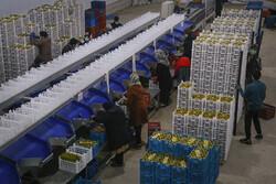 صادرات ۲۵۲ هزار تن کالا از مازندران به ۳۴ کشور جهان