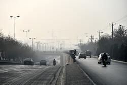 هوای اصفهان همچنان ناسالم است / حذف ۱۵ ایستگاه از مدار