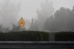 هوای اصفهان در وضعیت هشدار قرار گرفت