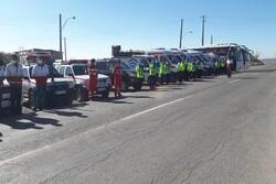 مشارکت ۳۰۰ نیروی راهداری در طرح زمستانی خدمات جادهای خوزستان