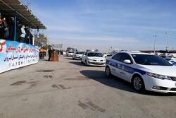 کاهش تصادفات در محورهای استان قزوین